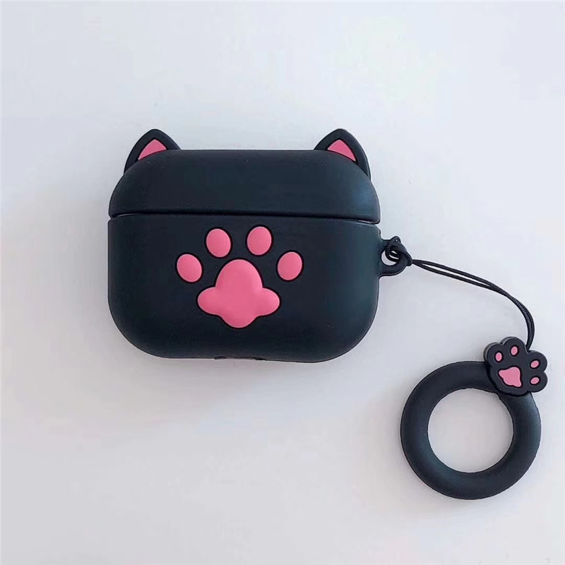 Cute 3D Silicone Case for AirPods Pro 167