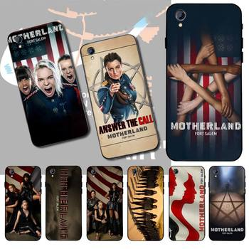 NBDRUICAI Motherland Fort Salem Customer High Quality Phone Case For Vivo Y91c Y17 Y51 Y67 Y55 Y93 Y81S Y19 Y7S Case image