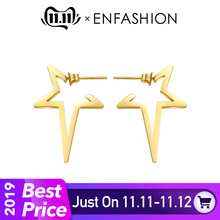 Gold Earrings Women Stainless