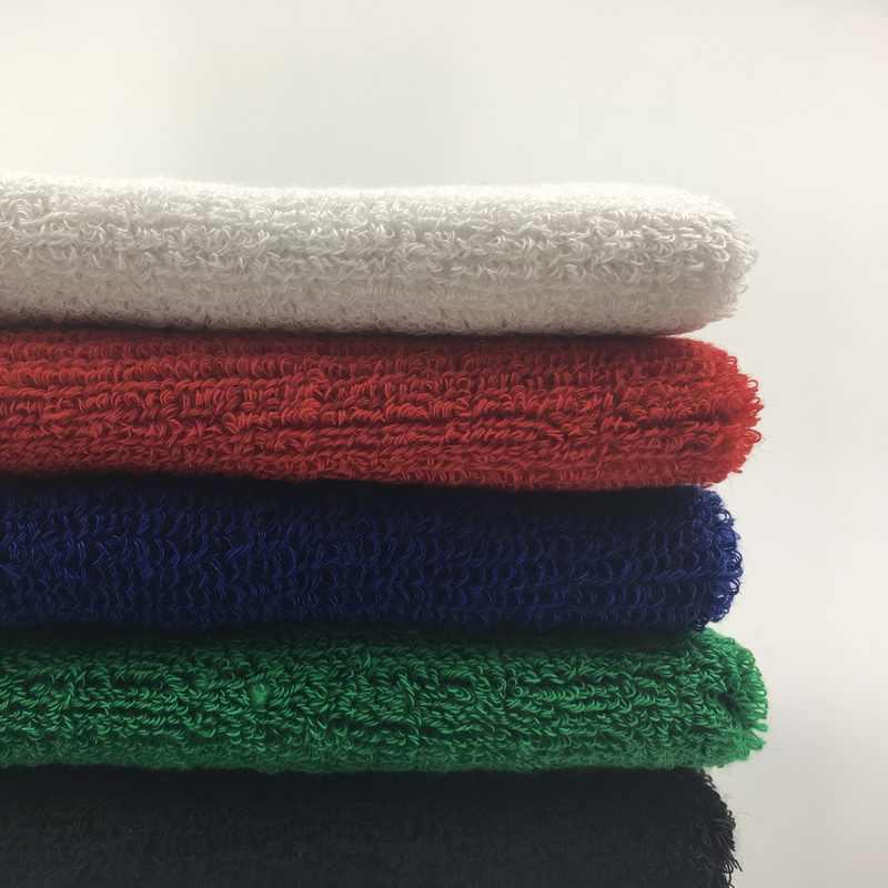 2 uds muñequeras deportivas + 1 Uds diadema de toalla conjunto de banda para el sudor para Yoga baloncesto tenis Fitness correr banda para la cabeza muñequera Protector