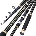 Telescopic Spinning Fishing Rods5.4M Carbon Fiber Carp Fishing Rod MH Power Sea Boat Rock Long Distance Fishing Pole for Fishing