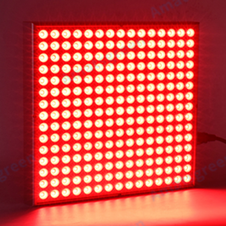 45W 660nm Red Light Therapy And 850nm Near-infrared Light Therapy Device For Skin Pain Relief / LED Grow Light