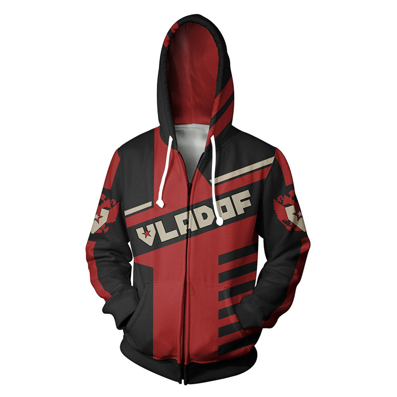Fashion <font><b>Borderlands</b></font> Hoodies kid 3d mens Hoodies Sweatshirts man Jackets Quality Tracksuits Streetwear Cospaly Hoodies Hoody image