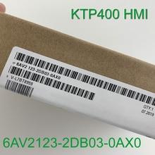 6AV2123 2DB03 0AX0 HMI, חדש SIMATIC מגע פנל 6AV2 123 2DB03 0AX0, KTP400 בסיסי 6AV21232DB030AX0, מהיר חינםpanel touchhmi touch panelhmi panel