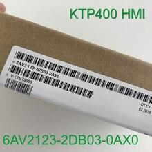 6AV2123 2DB03 0AX0 HMI, nuevo Panel táctil SIMATIC 6AV2 123 2DB03 0AX0, KTP400 básico 6AV21232DB030AX0, envío rápido
