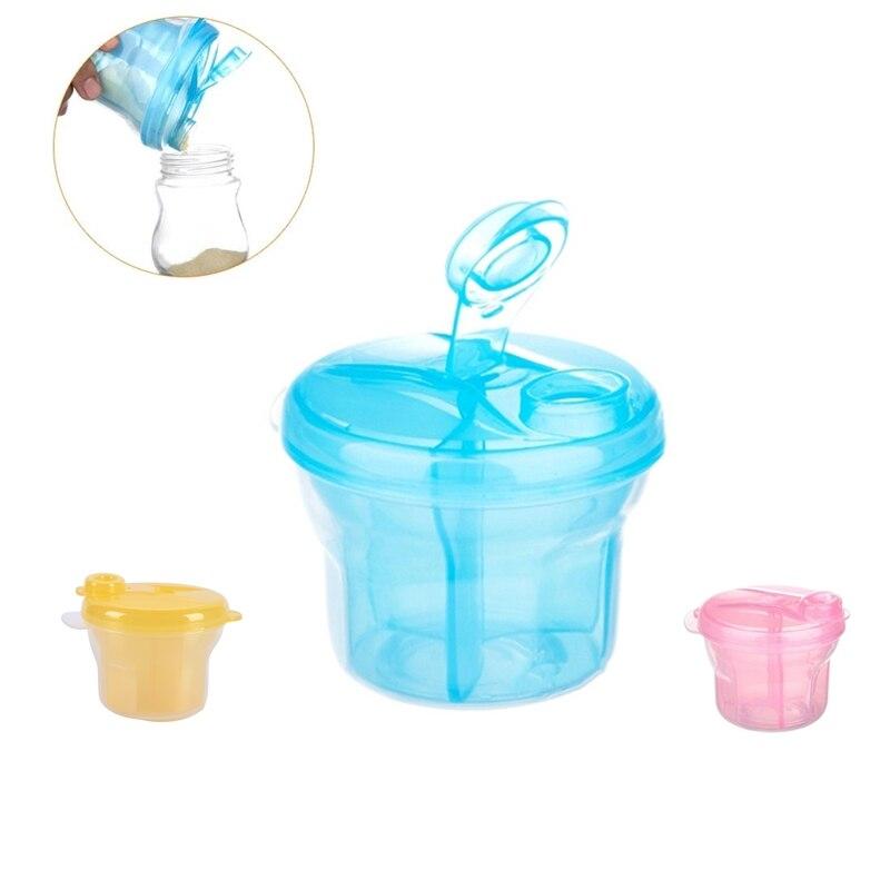 Boîte de rangement portative de haricot infantile de récipient de nourriture de distributeur de poudre de lait pour des enfants