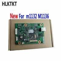 Nova CE831-60001 CB409-60001 CE832-60001 Formatter Board para HP M1136 M1132 1132 M1130 M1132NFP 1132NFP M1212 M1213 M1216 1020