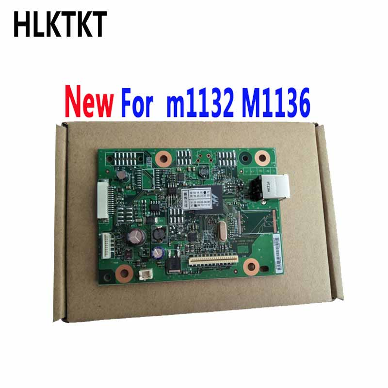 new CE831-60001 CB409-60001 CE832-60001 Formatter Board for <font><b>HP</b></font> M1136 <font><b>M1132</b></font> 1132 1136 M1130 M1132NFP 1132NFP M1212 M1213 M1216 image