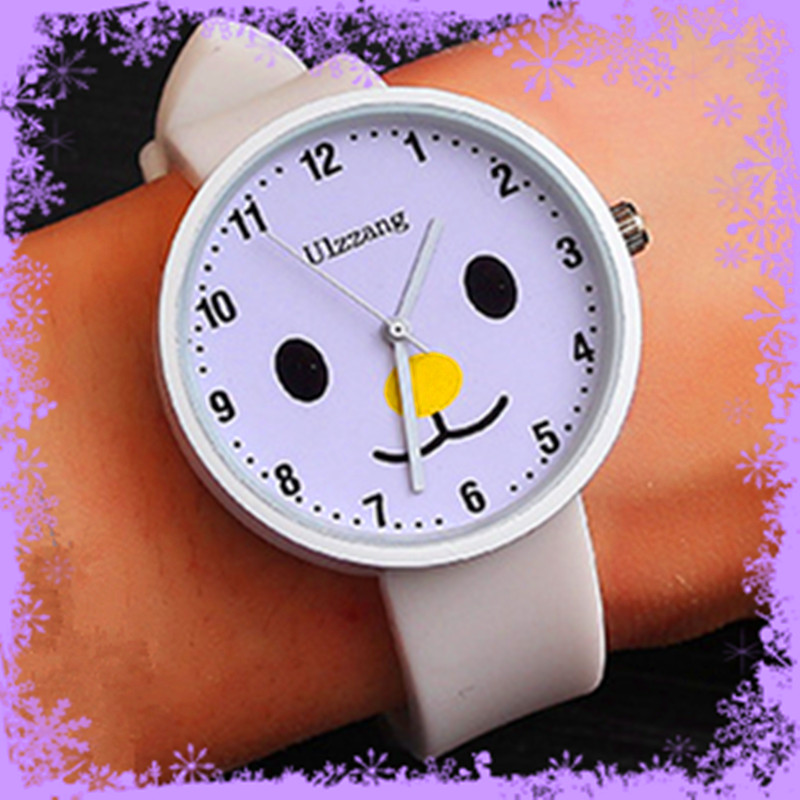 New For 2-10 Years Old Children Watches Silicone Sports Quartz Watch Boy Girl Unisex Christmas Birthday Kids Gift Clock Hour