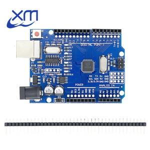Image 4 - 10pcs/lot UNO R3 MEGA328P CH340G chip 16Mhz For Arduino