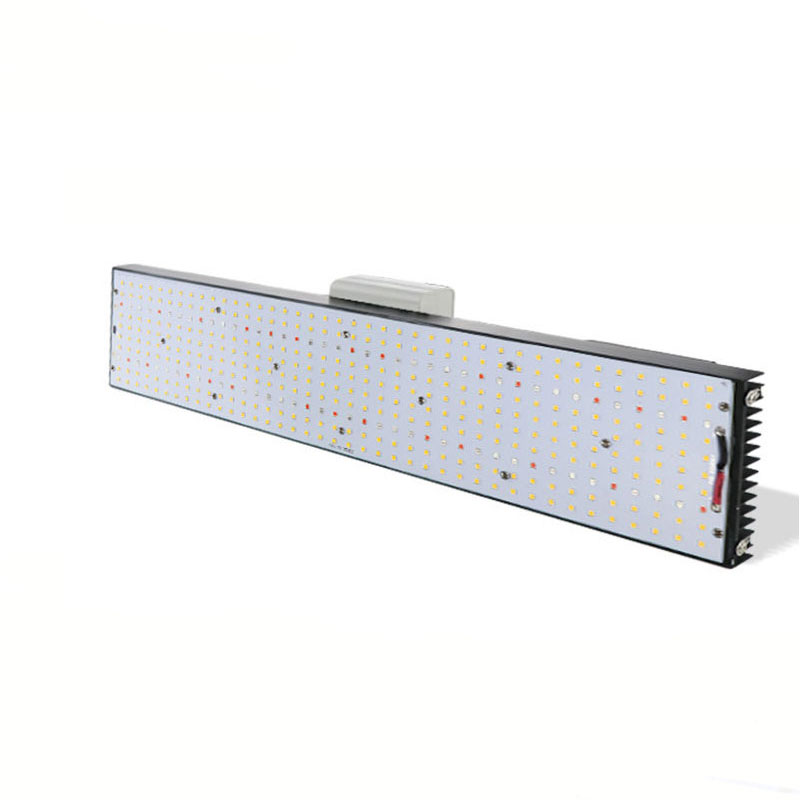 DIY Dimmable 240W QB288 <font><b>Samsung</b></font> <font><b>lm301B</b></font> LM301H 3000K/3500K mix 660nm UV IR led grow light, led <font><b>board</b></font> with Meanwell driver image
