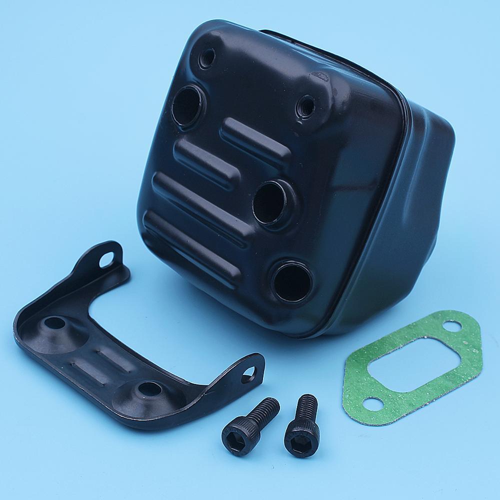359 Bolt For 2156 Kit Muffler Support CS 2159 Bracket Jonsered 357XP 357 Chainsaw Exhaust Husqvarna 503917601 Spare XP Gasket