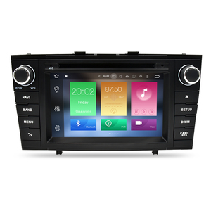Image 2 - Octa Core Android10.0 Car Radio GPS Navigation Multimedia DVD Player For Toyota Avensis T27 2009 2015 WIFI Stereo 4G RAM 64G ROM