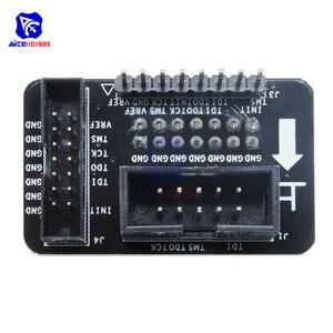 Image 3 - Diymore XILINX câble de plate forme USB FPGA CPLD JTAG SPI télécharger programmeur de débogueur avec câble USB type b
