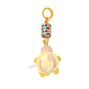 Image 5 - ガラガラのおもちゃかわいい子犬蜂ベビーカーのおもちゃガラガラ携帯ためトロリー0 12ヶ月幼児ベッドギフト