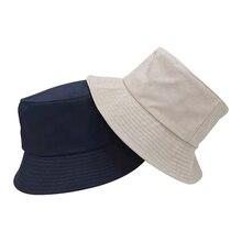 Men Women Various Colors Bucket Hats Hip Hop Fisherman Fashion Cotton Outdoor Summer Casual Swag Bob Visor Caps