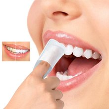 Teeth Whitening Dental-Tools Natural-Wipe Brush-Up Deep-Cleaning-Wipes Oral Finger 10-20
