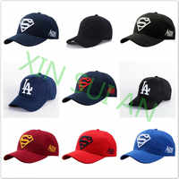 Gorras de béisbol de hueso Snapback sombreros Hip Hop gorra ajustable Gorras hombres mujeres sombrero bordado LA gorra Bonnet Homme Streetwear Casquette