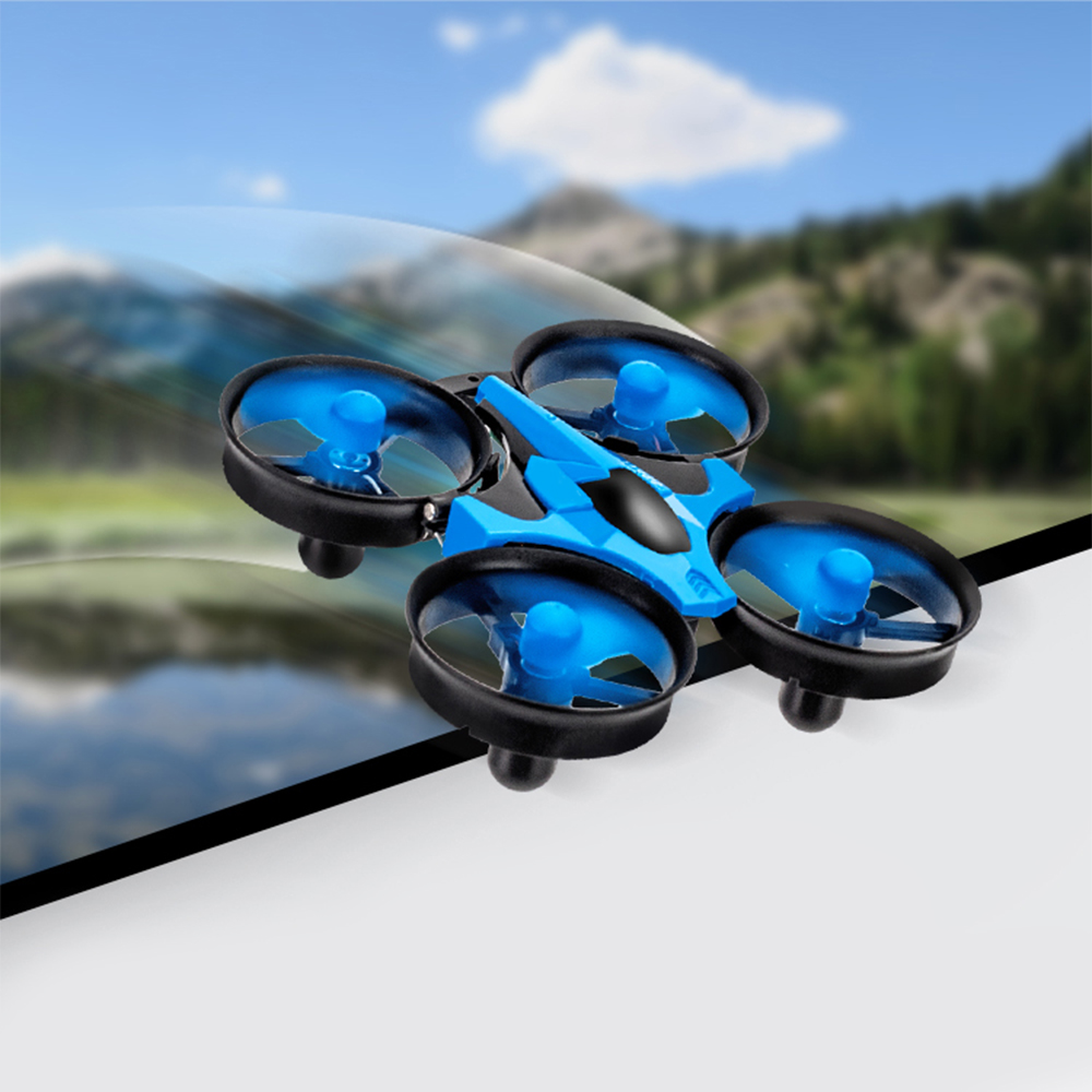 Boat Sea-Land-Air 3-mode Altitude Hold Headless Mode 3D Flips Plane Toys For Kids Gift 2.4G RC Quadcopter Mini 3 in <font><b>1</b></font> RC Drone image