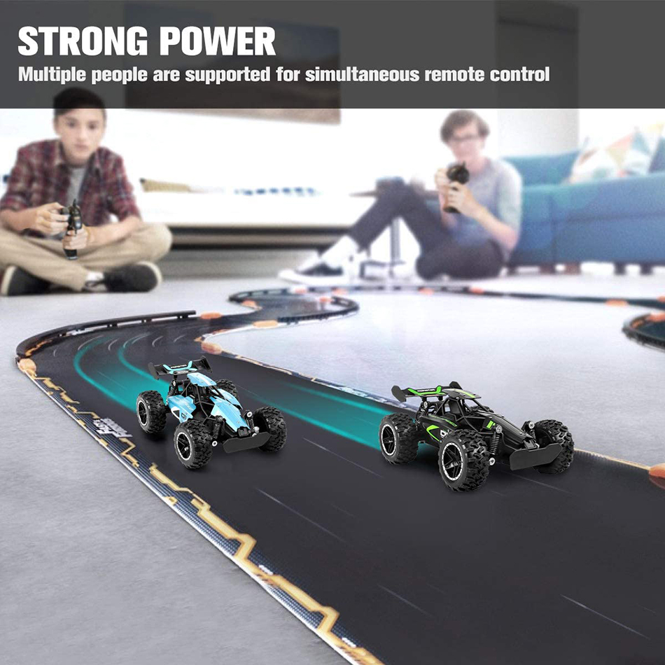Outerman-RC-Car-118-Scale-2.4Ghz-Remote-Control-RC-Truck-High-Speed-Racing-Car-Electric-Toy-Car-RC-Auto-Cars-for-Adults-&-Kids-16