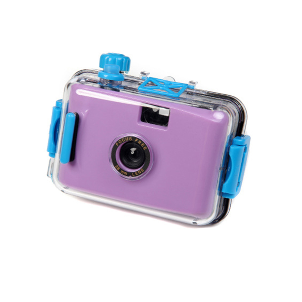 Film Fashion For Snorkeling Waterproof Digital Photography Birthday Gift Diving Durable Mini Camera Cute Underwater