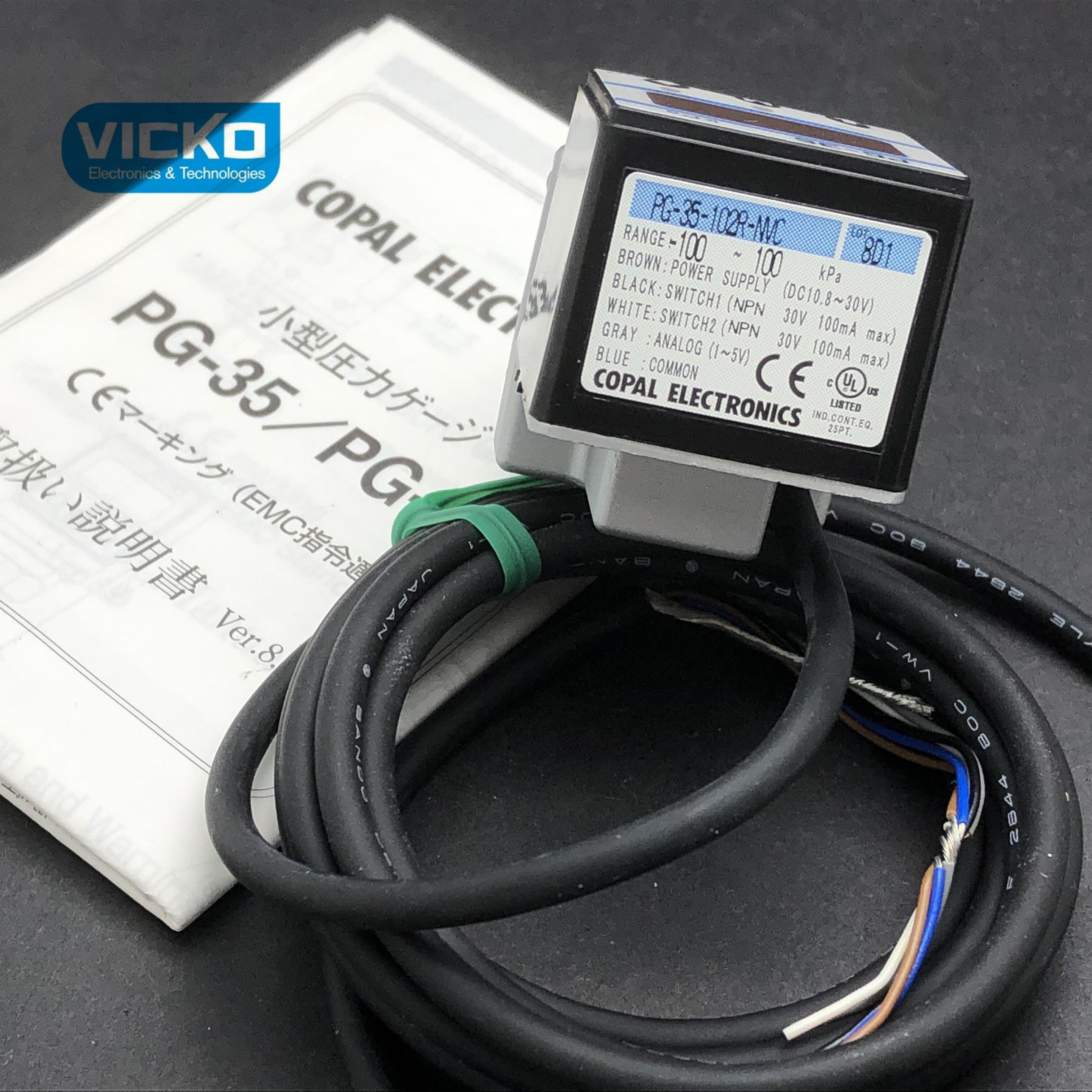 [VK]  COPAL PG-35 pressure sensor PG-35-102R-NVC  switch