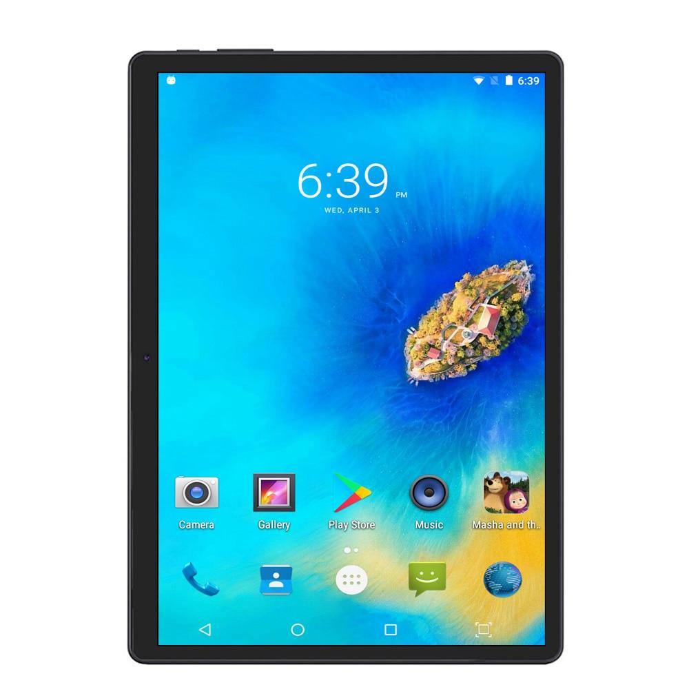 Pantalla IPS de 10 pulgadas llamada de teléfono 3G tableta Android 4GB 64GB Android 7,0 Octa Core Dual SIM soporte teléfono móvil GPS - 2