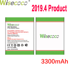 WISECOCO 3300mAh PSP3471 DUO Battery For Prestigio Wize Q3 DUO PSP3471 Mobile Phone Latest Production Battery+Tracking Number цена и фото