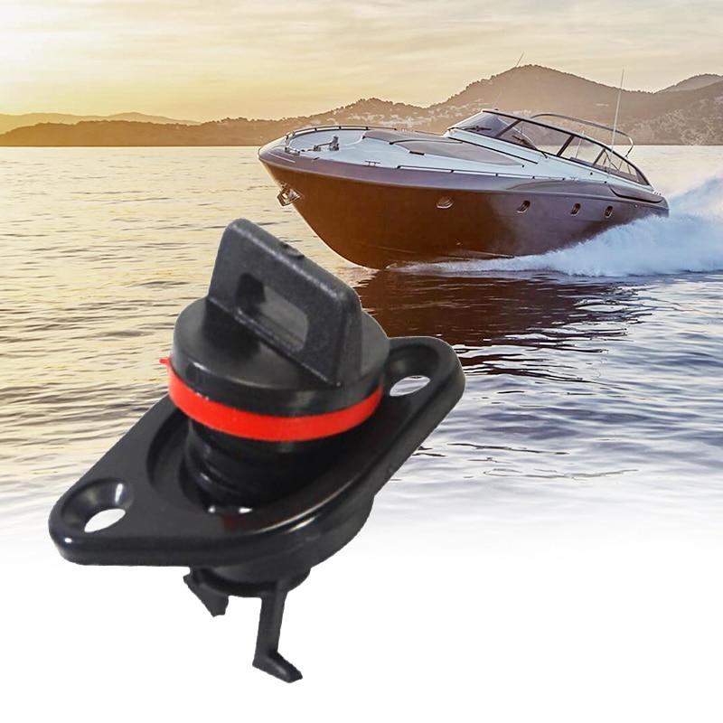 Boat Nylon Drain Plug For Kayak Canoe Peddle Boat Accessories Universal