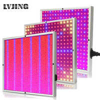 120W 1155Red+210Blue AC85~265V LED Plant Grow Light Lamps For Flowering Plant and Hydroponics System Indoor Led fitolamp Panel