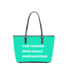 Fashion Luxury Handbags Women Bags Designer Wholesale Customized Shoulder Large Capacity Leather Bolsa Feminina Dropshipping