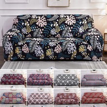 sofa cover elastic sofa cover 2020 new 3d printing non slipl shape 1 2 3 4 seater couch cover sofa cover for living room Bohemia Sofa Stretch Cover Elastic Couch Cover for Living Room Couch Cover 1/2/3/4-seater L shape Armchair Cover