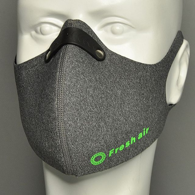 KN-95 Dual Filter Mask anti dust mask  Mask Bicycle Riding Sports Mask Flu Face masks Care 3