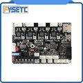 Плата Cheetah 32bit TMC2209 TMC2208 Бесшумная плата управления с Addon 24В до 12В модуль для Creality CR10 Ender-3 5 Ender 3 Pro