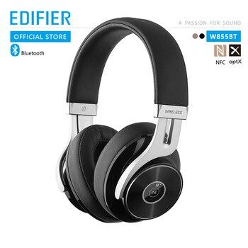 EDIFIER W855BT premium Bluetooth Headset Bluetooth NFC pairing & aptX support Convenient on-ear controls&call support headphone