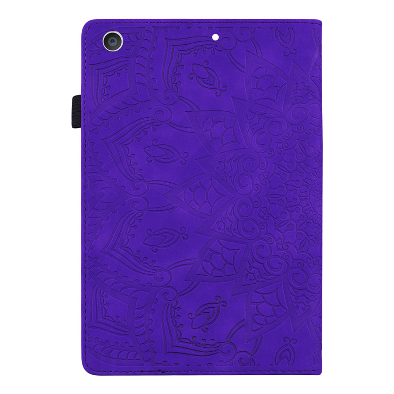 7th-Generation Funda Coque Wekays A2232-Cover-Case Classic Flower for Case 10.2 iPad