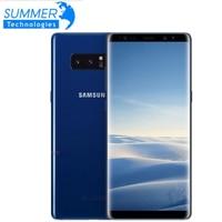 Samsung Note 8 Original 6G+64G LTE N950F N950U Mobile phone Camera NFC Android Smartphone