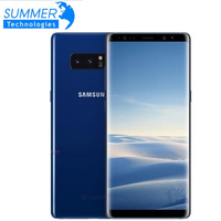 Samsung Note 8 оригинальный 6G + 64G LTE N950F N950U мобильный телефон камера NFC Android смартфон
