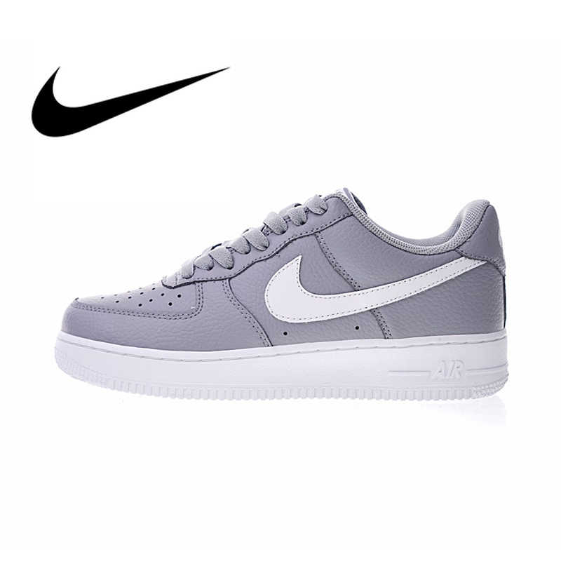 Original Authentic NIKE AIR FORCE 1 AF1 Men's Skate Shoes