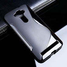 Soft TPU Silicone Case For Asus Zenfone 2 Laser ZE500KL 550 550ML ZC553 521TL 600 ZS571 ZD551 ZB501 452KG ZS620 Case Cover Bags(China)