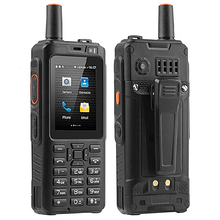 IP68 Waterproof Mobile Phone 4000mAh Zello Walkie Talkie Android 6.0 GPS 4G rugged Smartphone Quad Core 1GB+8GB Dual SIM F40