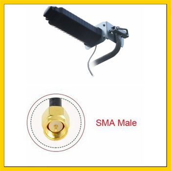 20dbi 4G LTE Yagi Antenna Omni Outdoor Antenna SMA-male connector for huawei ZTE 3G 4G router modem 5M or 10M cable 1pc gsm 3g 4g small sucker antenna omni car aerial with 1 5m cable sma male connector