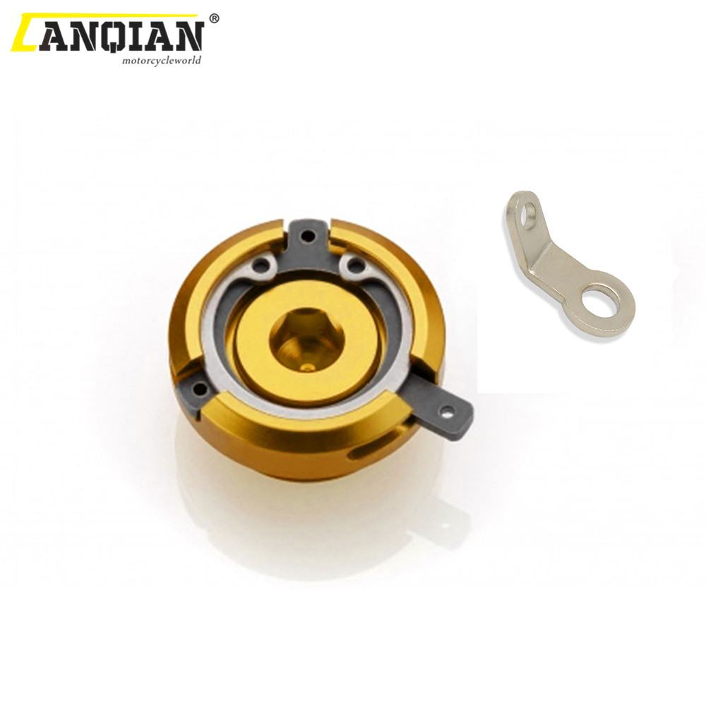 Motorcycle Engine Oil Drain Plug Sump Nut Cup Plug Cover For <font><b>KAWASAKI</b></font> Z900 Z800 Z650 Z1000 SX NINJA 400 ER-6N <font><b>Z</b></font> <font><b>900</b></font> Z800 ER6N image