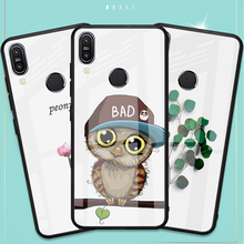 YUNAO Phone case For ASUS series Cartoon painting phone patterned  ZB601KL ZB602KL ZB631KL ZB633KL