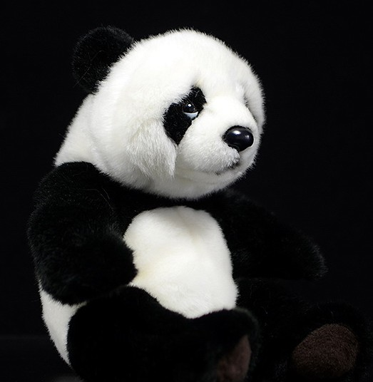 New arrival 21cm Panda Plush stuffed soft Toys Simulation Animal Plush Dolls toy for children birthday gift