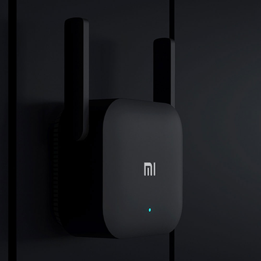 <font><b>Xiaomi</b></font> <font><b>Wifi</b></font> Amplifier <font><b>Pro</b></font> Router 300M 2.4G Repeater Network Expander Range Extender Roteader Mi Wireless Router image