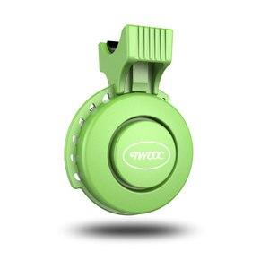 Image 4 - TWOOC 충전식 120db 사이클 벨 전자 경적 안전 트럼펫 USB 충전 자전거 사이렌 오디오 경고 알람