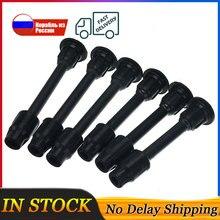 1 ชุดIgnition CoilยางStickสำหรับNissan Maxima Cefiro Infiniti VQ25 VQ20 VQ30 PA32 A32 A33 Q30 22448 31U01 22448 31U06