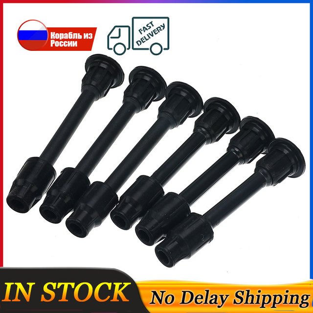 1 Set Ignition Coil Rubber Stick Parts For Nissan Maxima Cefiro Infiniti VQ25 VQ20 VQ30 PA32 A32 A33 Q30 22448 31U01 22448 31U06