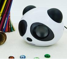 Panda USB computer speakers, audio multimedia speakers, music players, portable speaker